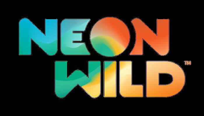 Neon Wild Colored Logo